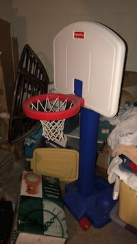 Fisher price basketball hoop 27 km
