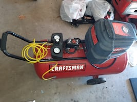Craftsman air compressor  moving must sell