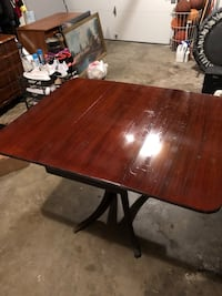 Vintage Cherry Wood Dining Table Rockville, 20852