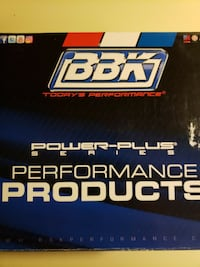 BBK Performance Parts Mass Air Meter 1986-93 Mustang GT/LX V8 8002