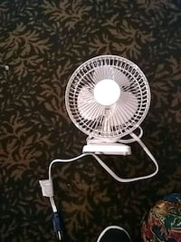 Is a fan that has three levels and it works real g