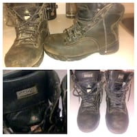 Size 8 CSA Approved Dakota Steel Toed work boots $20 pick up Clareview Edmonton, T5Y 3E8