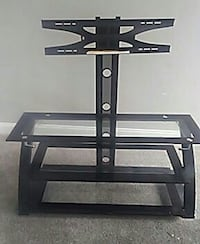 black wooden TV stand with mount Martinsburg, 25401