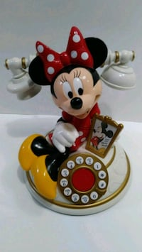 Telemania Minnie Mouse Desk phone Germantown