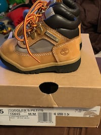 Timberland field boots toddlers size 5 . $40 brand new never worn !  Millersville, 21108