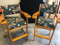 2 Pool Table Chairs/Bar Stools Lawrence, 46236