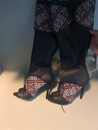 Women Boots size 7 (fits 8 and 8.5) Long Beach, 90802