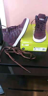 Women's Adidas purple 8.5