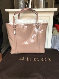 Authentic Gucci Tote Pink Beige  Toronto, M8X