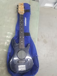 black and blue electric guitar 31 km