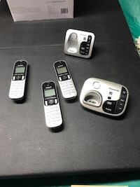 Wireless home phones with answering machine  202 mi