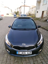 2013 Kia Ceed 1.6 5 DR CONCEPT PLUS 128 PS