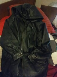 Leather coat Wichita, 67214