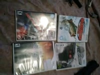 three assorted PS3 game cases Palmetto, 30268
