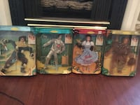 The Wizard of Oz character action figures Ruston, 71270