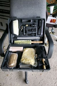 Car cleaning kit...brand new never used