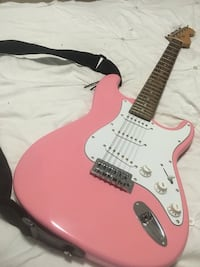 Pink electric guitar  Miami, 33133