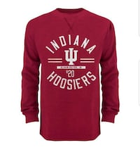 New size 3XTall Indiana Hoosier old time varsity  Indianapolis, 46218