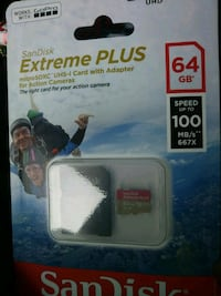 white and black SanDisk Ultra Plus SD card Antioch, 94509