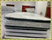 factory direct Full Mattress and Box spring in plastic all must go Falls Church, 22041