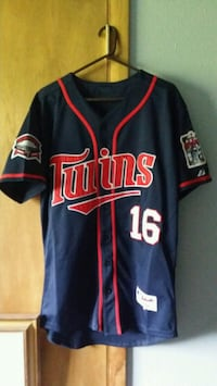 Minnesota Twins jersey -Kubel Billings
