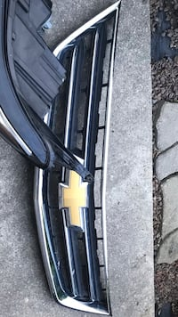 2014-18 impala upper grille
