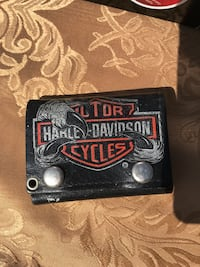 Harley Davidson leather wallet  New Rochelle, 10805