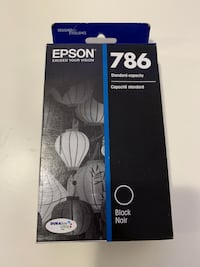 Epson 786 ink cartridges Toronto, M8Z 0E3
