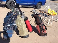 Golf equipment good condition, for adults and children  Abilene