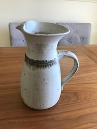 Pottery Jug/Pitcher Victoria