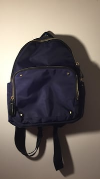 black leather backpack Toronto, M1C 2G8