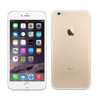 Iphone 7 bianco/gold