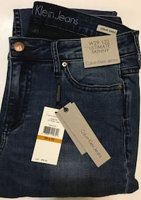 Calvin Klein Ultimate Skinny Ripped Jeans- Sz W29, L32 Richmond Hill, L4B