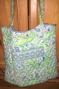 Vera Bradley large purse  Summerville, 29483