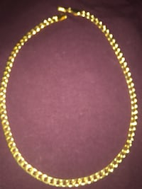 Beautiful Gold chain - Plated Simcoe, N3Y 1E4