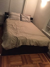 Queen sized bed frame (ikea) New York, 11223
