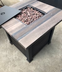 Gas fire pit brand new in box Whittier, 90606