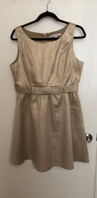 women's brown sleeveless dress Tucson, 85713