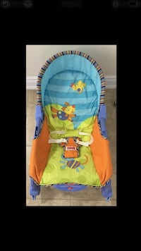 Fisher Price Rocking Chair. Vaughan, L4H 3R4