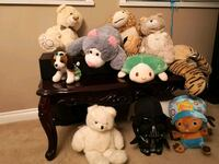 a pile of stuffed animal all for 50 Richmond