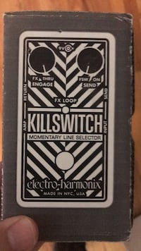 EHX KILLSWITCH Reston, 20190