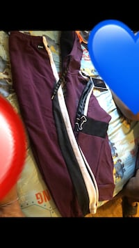 pink and white zip-up jacket Muskegon Heights, 49444
