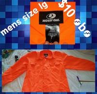 orange Mossy Oak western shirt collage Junction City, 66441
