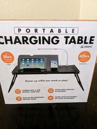 atomi Portable Charging Table Los Angeles, 90016
