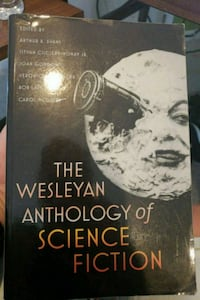Book The Wesleyan Anthology of Science Fiction Michiana Shores, 46360