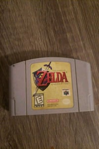 Zelda Ocarina of Time for N64 Washington, 20032