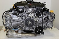 JDM SUBARU FORESTER 2.5L FB25 ENGINE AND TRANS 14-15 Chantilly, 20151