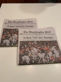 World Series -  At Last, NATS are CHAMPS!!!