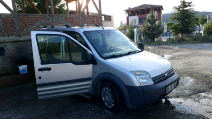ford - tourneo connect - 2008