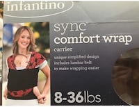 Sync Infantino comfort baby carrier Carnot, 15108